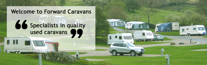 Forward Caravans